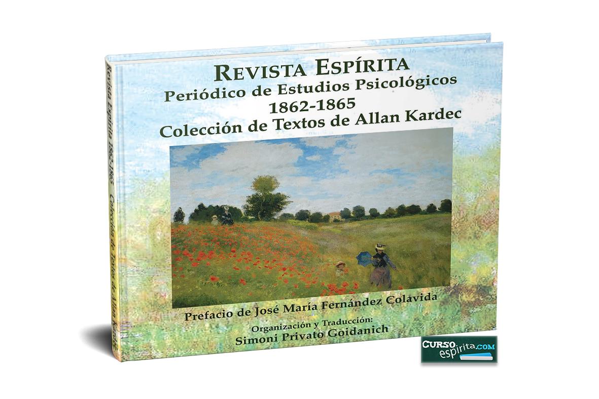 Revista Espirita 1862-1865 Colección de textos de Allan Kardec