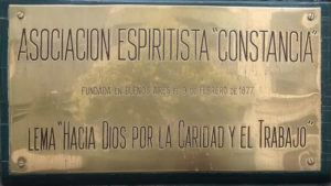 Asociación Espiritista Constancia