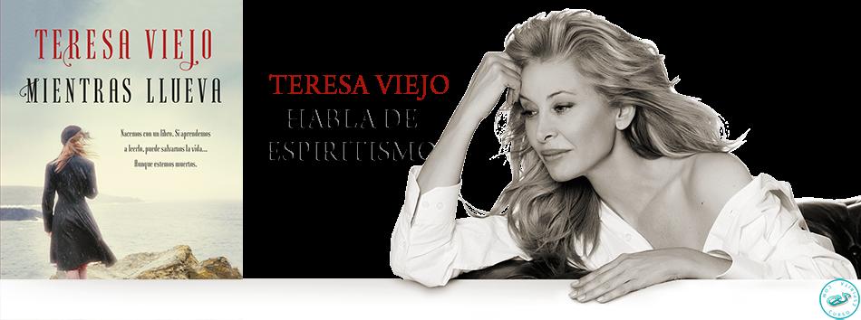 Ilustración del Artículo Teresa Viejo habla de Espiritismo