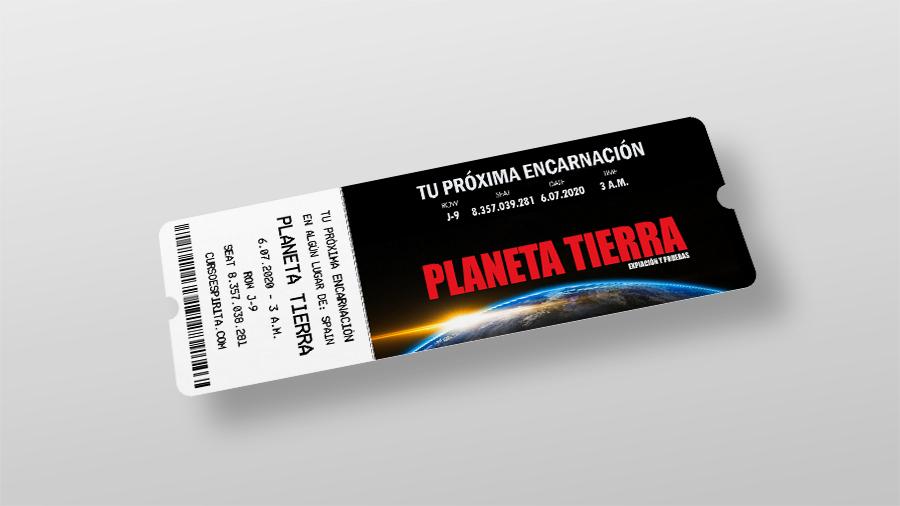Ticket a tu próxima encarnación