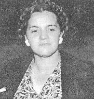 Maria Virgínia de Anhaia Ferraz, esposa de Herculano Pires