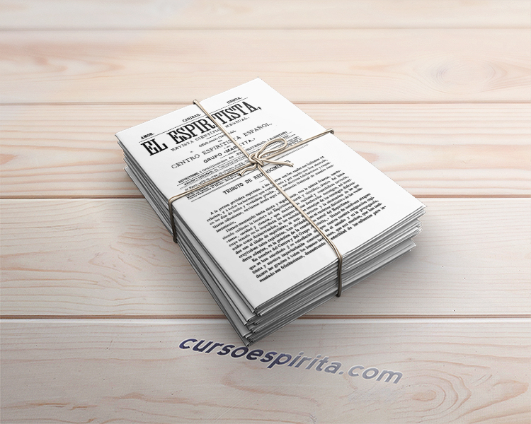 Revista Espírita El Espiritista