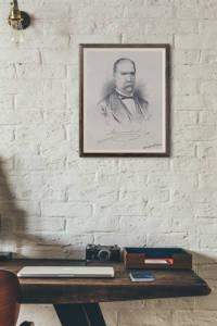 Vista Retrato de Manuel Ausó y Monzó