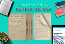 Vista Revistas El Iris de Paz. Órgano Oficial de la Sociedad Sertoriana de Estudios Psicológicos