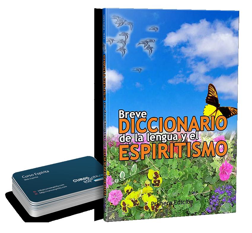 Portada Breve Diccionario de la Lengua y el Espiritismo
