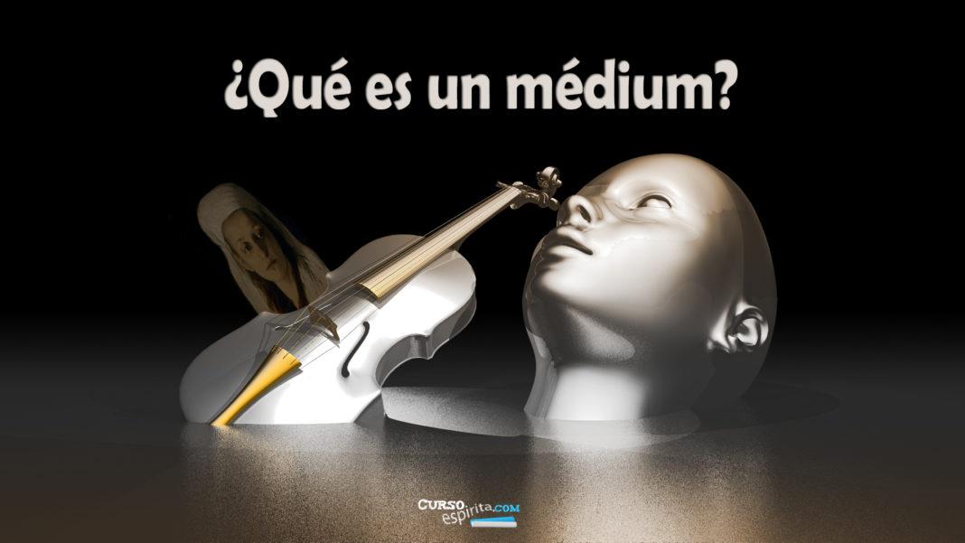 Imagen ¿Qué es un médium?