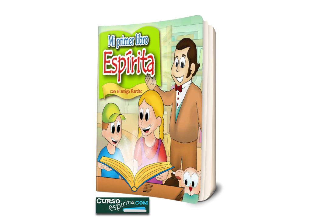 Portada Mi primer libro Espírita